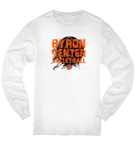 Byron Center - L/S Volleyball