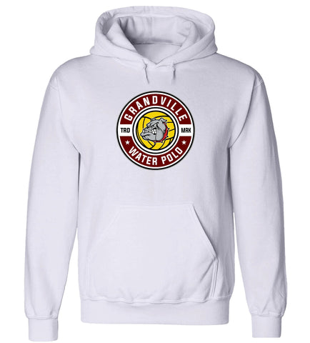 Grandville - Hooded Sweatshirt - Water Polo