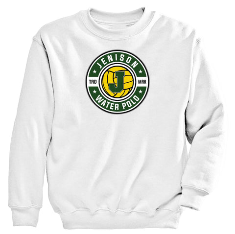 Jenison - Crewneck Sweatshirt - Water Polo