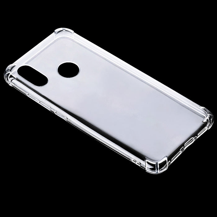 LeeHUR TPU Anti-shock Airbag Protective Cover Phone Case for Xiaomi Mi 8