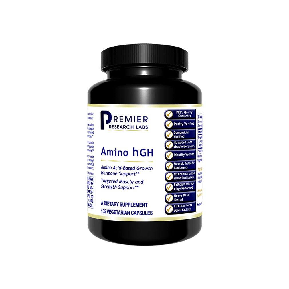 Premier Research Labs - Amino hGH
