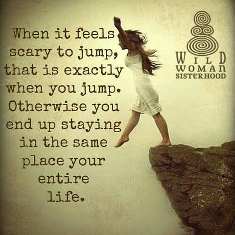 Just Jump...