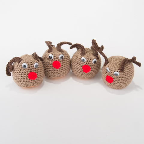 Reindeers in a row...