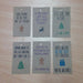 Stationery Geek Accessories Stationery Geek Honest Gift Tags - Christmas (Pack of 30)