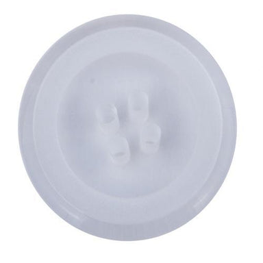 Sconch Buttons Translucent Chunky Button (Clear)