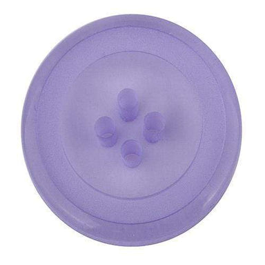 Sconch Buttons Translucent Chunky Button (Purple)