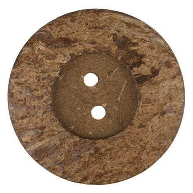 Sconch Buttons Wooden Button - 38mm