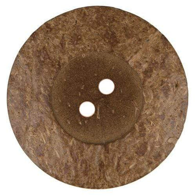 Sconch Buttons Wooden Button - 51mm