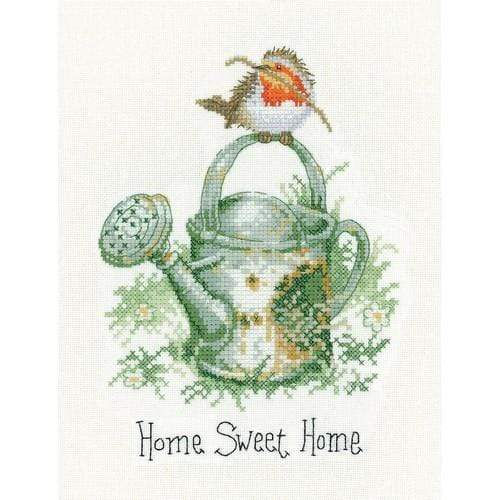 Heritage Crafts Needlecraft Heritage Crafts - Peter Underhill: Home Sweet Home 642023215650