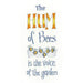 Heritage Crafts Needlecraft Heritage Crafts - Peter Underhill: The Hum of Bees 642023314643