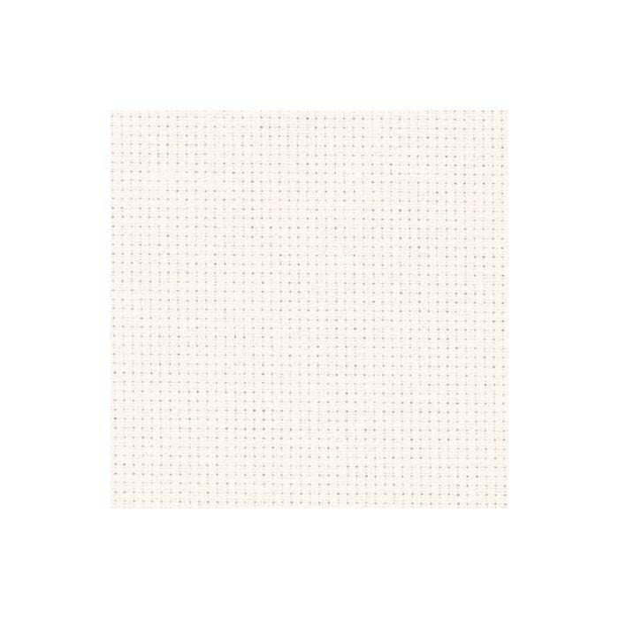 Zweigart Needlecraft Antique White (101) Zweigart Aida (14 Count) Fat Quarter