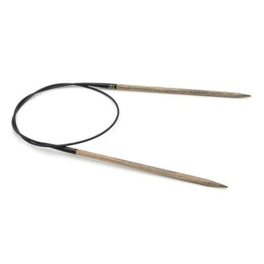 Lykke Needles Lykke Fixed Circular Knitting Needles - Driftwood - 16""