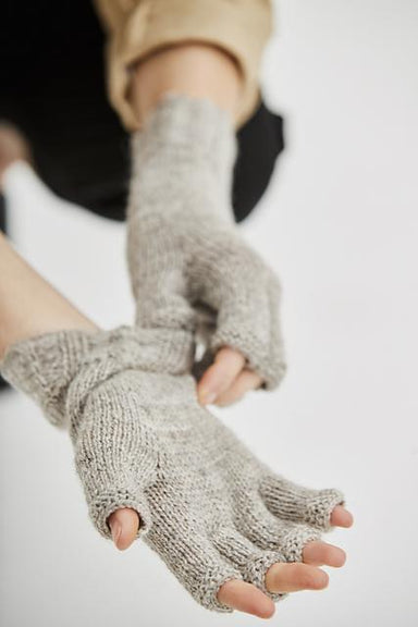 Erika Knight Patterns Erika Knight Wool Local - Rombald Hat and Gloves 5015832417259