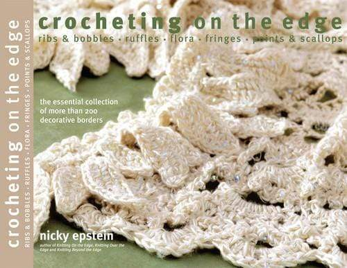 Guild of Master Craftsman (GMC) Patterns Crocheting on the Edge