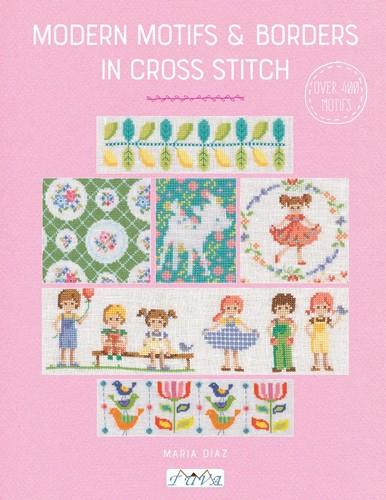 Guild of Master Craftsman (GMC) Patterns Modern Motifs & Borders in Cross Stitch 9786059192323