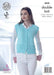 King Cole Patterns King Cole Cottonsoft DK - Tops (4838) 5015214781619