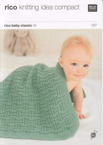 Rico Design Patterns Rico Design Baby Classic DK - Blankets (087) 4050051511310