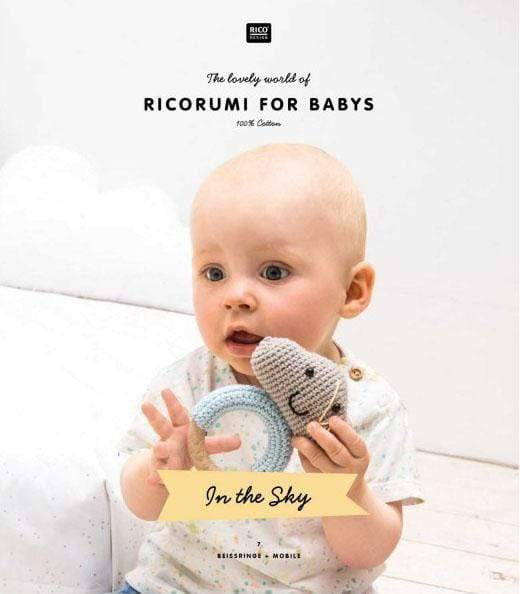 Rico Design Patterns Rico Design Ricorumi for Babys - In the Sky 4050051572939
