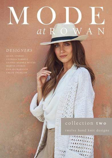 Rowan Patterns Mode at Rowan: Collection Two 4053859318297