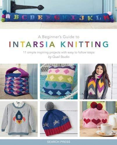 Search Press Patterns A Beginner's Guide to Intarsia Knitting 9781782213185