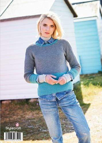 Stylecraft Patterns Stylecraft Bellissima DK & Chunky - Jacket & Jumper (9697) 5034533073922