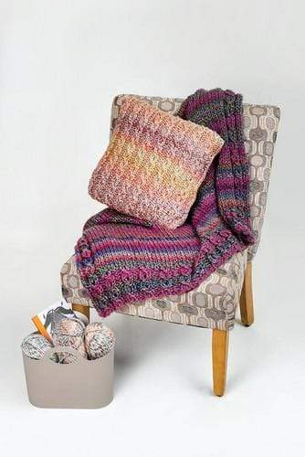 Wendy Patterns Wendy Husky Super Chunky - Throws and Cushion (6175) 5015832461757