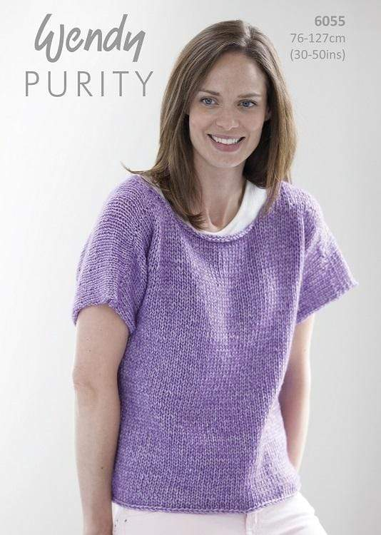 Wendy Patterns Wendy Purity - Tee Top (6055) 5015832460552