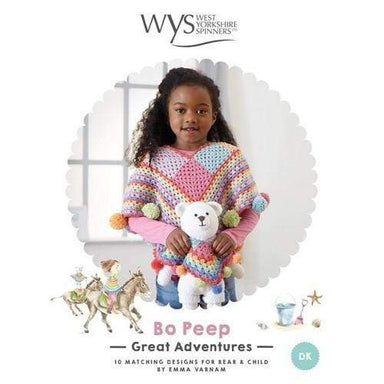 West Yorkshire Spinners Patterns Bo Peep Great Adventures by West Yorkshire Spinners 5053682589955