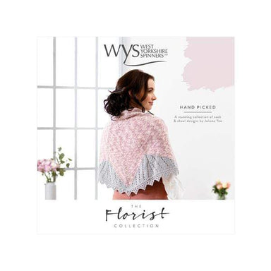 West Yorkshire Spinners Patterns The Florist Collection Pattern Book by Juliana Yeo 5053682569889