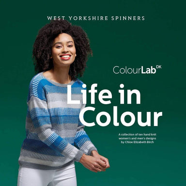West Yorkshire Spinners Patterns West Yorkshire Spinners ColourLab DK - Life in Colour by Chloe Elizabeth Birch 5053682989717