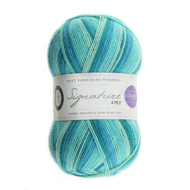 West Yorkshire Spinners Yarn West Yorkshire Spinners Signature 4 Ply (The Winwick Mum Collection)