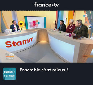 Zesty BB sur France 3