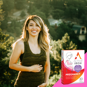 Active Iron Pregnancy | 3 Month Supply