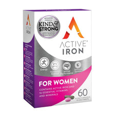 Load image into Gallery viewer, Active Iron & B Complex Plus for Women