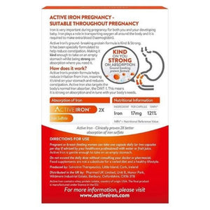 Active Iron Pregnancy & Active Folic | Bundle
