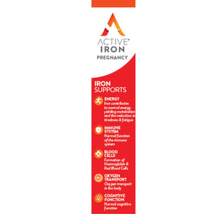 Active Iron Pregnancy | Twin Pack - 2 Month Supply