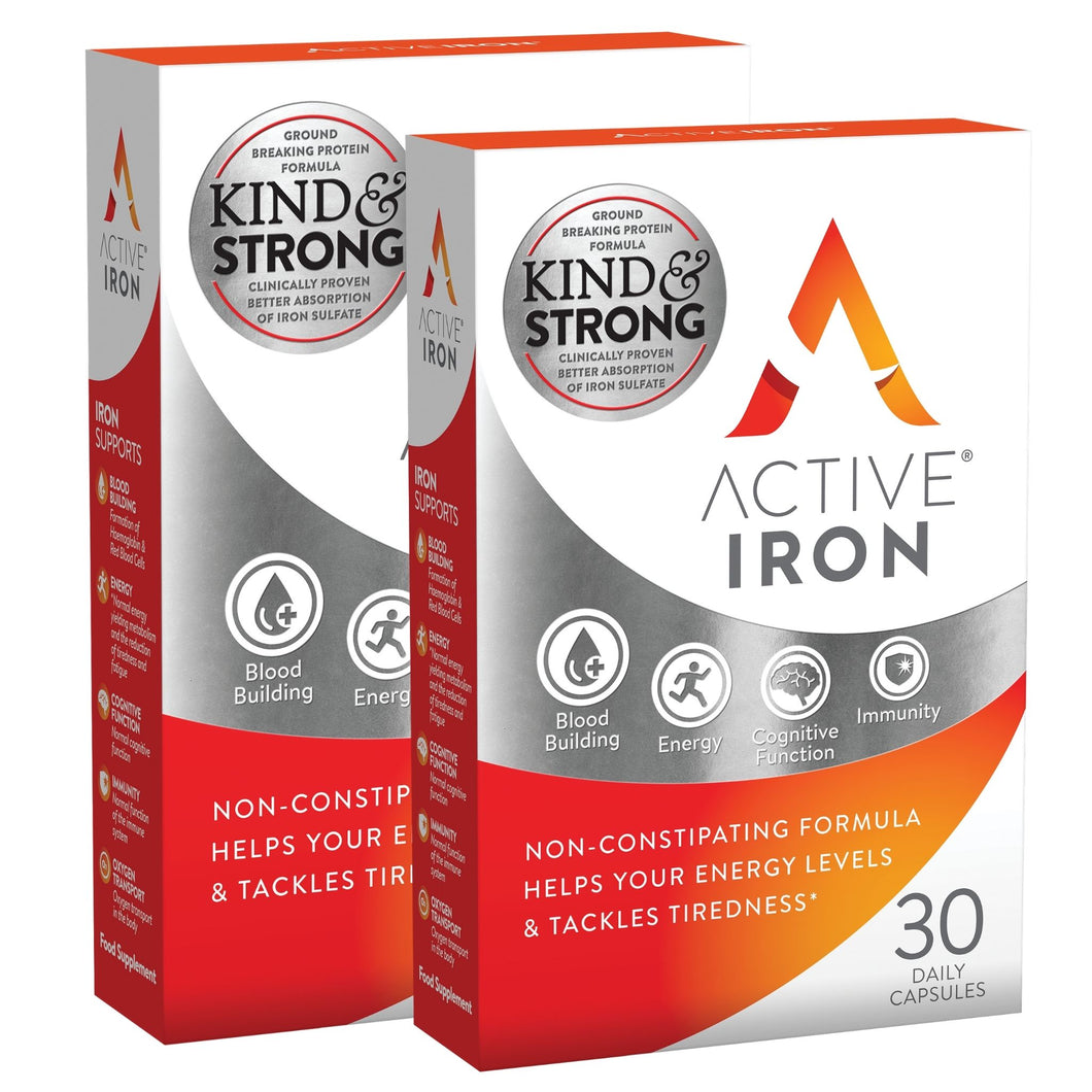 Active Iron Family Subscription (x2 Active Iron 30 packs per month)