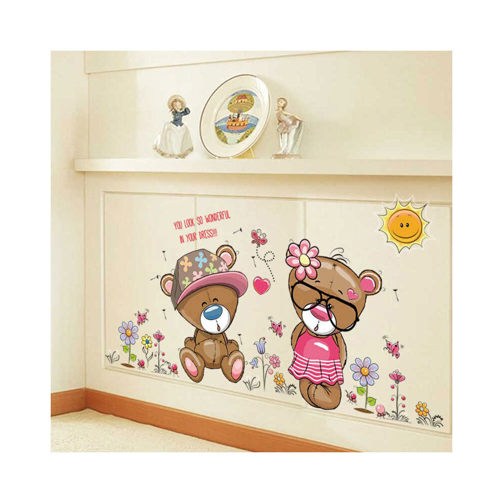Vinilo Decorativo Sticker Autoadhesivo para Pared Infantil SK7009