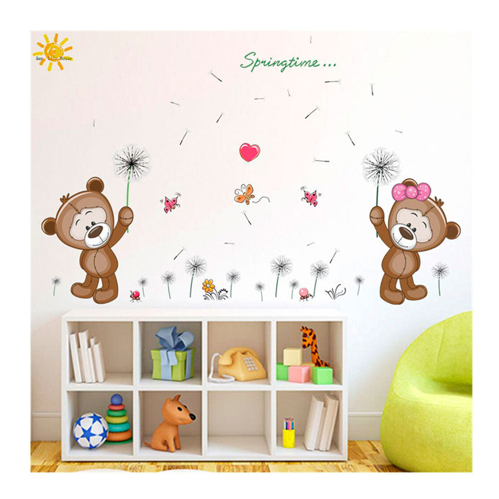 Vinilo Decorativo Sticker Autoadhesivo para Pared Infantil SK7010