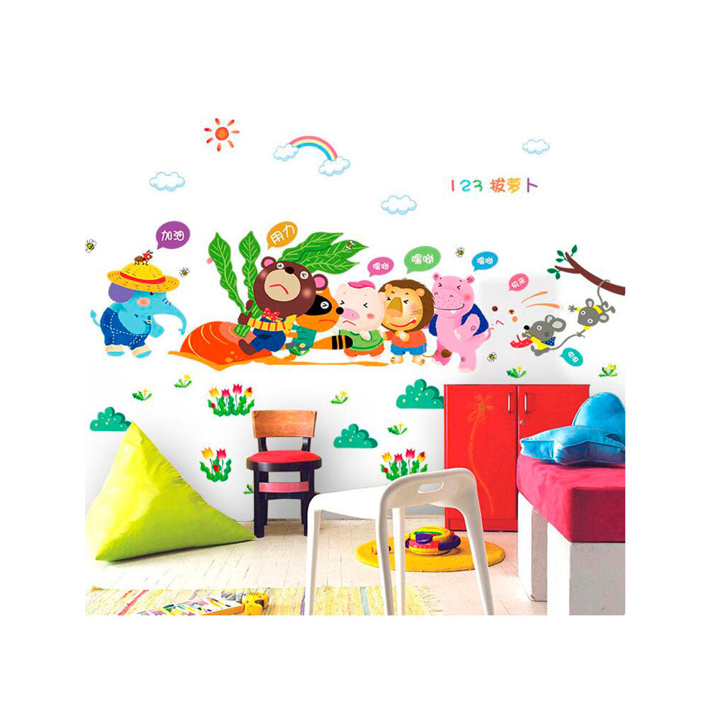 Vinilo Decorativo Sticker Autoadhesivo para Pared Infantil SK9037