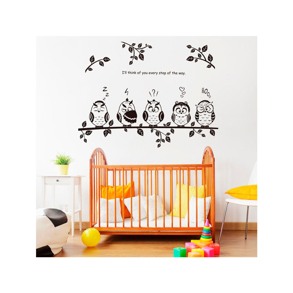 Vinillo Decorativo Sticker Autoadhesivo para Pared Naturaleza Ramas JM8353