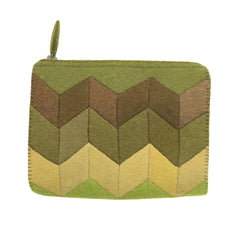 Cosmetics Bag - Green