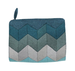 Cosmetics Bag - Blue