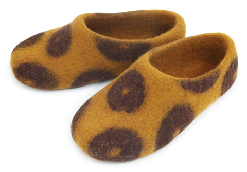Donut Slipper - Orange