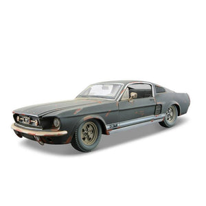Ford Mustang Model Cars | Old Version 1967 Diecast Toy Car