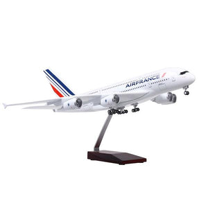 Kamory Model Airplane | Airbus A380 Model Airplane | Air France