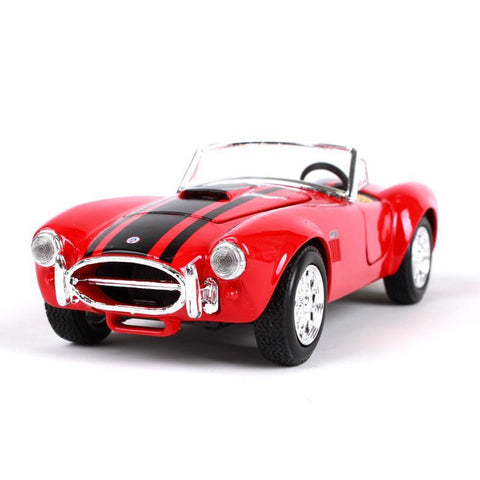 Kamory | 1965 Shelby Cobra 427 | Diecast Scale Model Car