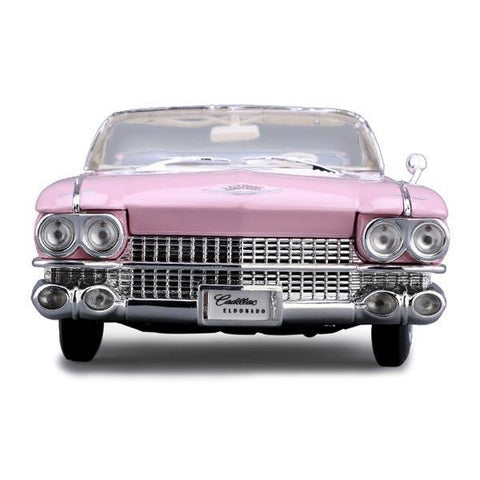 1:18 Cadillac classic car Original simulation alloy car model