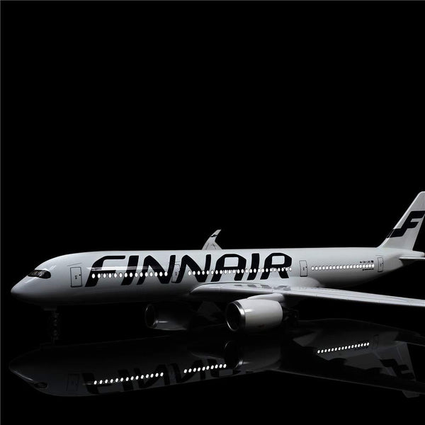 Airbus A350 XWB Model Airplane | Finnair Airlines | Upgrade with LED