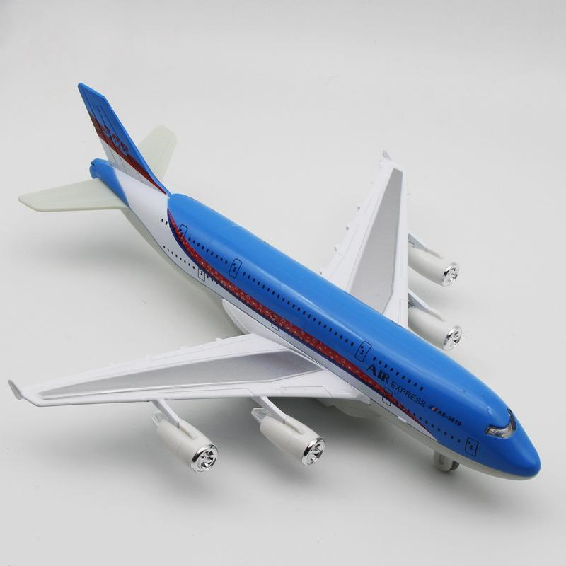 Airbus A-380 Airplane Model